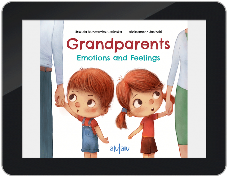 Grandparents. Emotions and Feelings e-book
